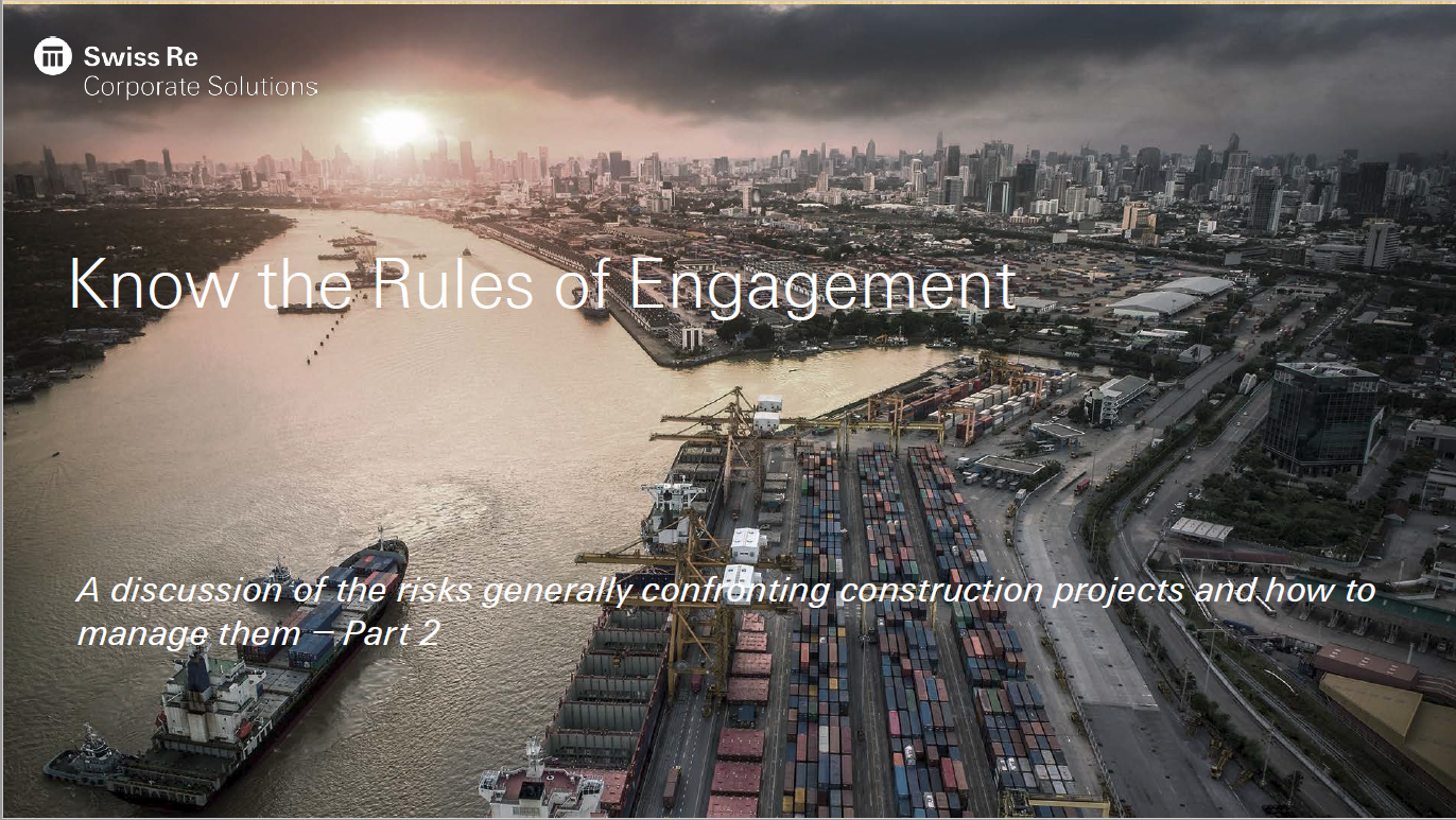 Know the rules of engagement - p2